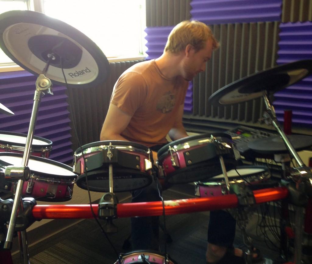 Green, Drummer