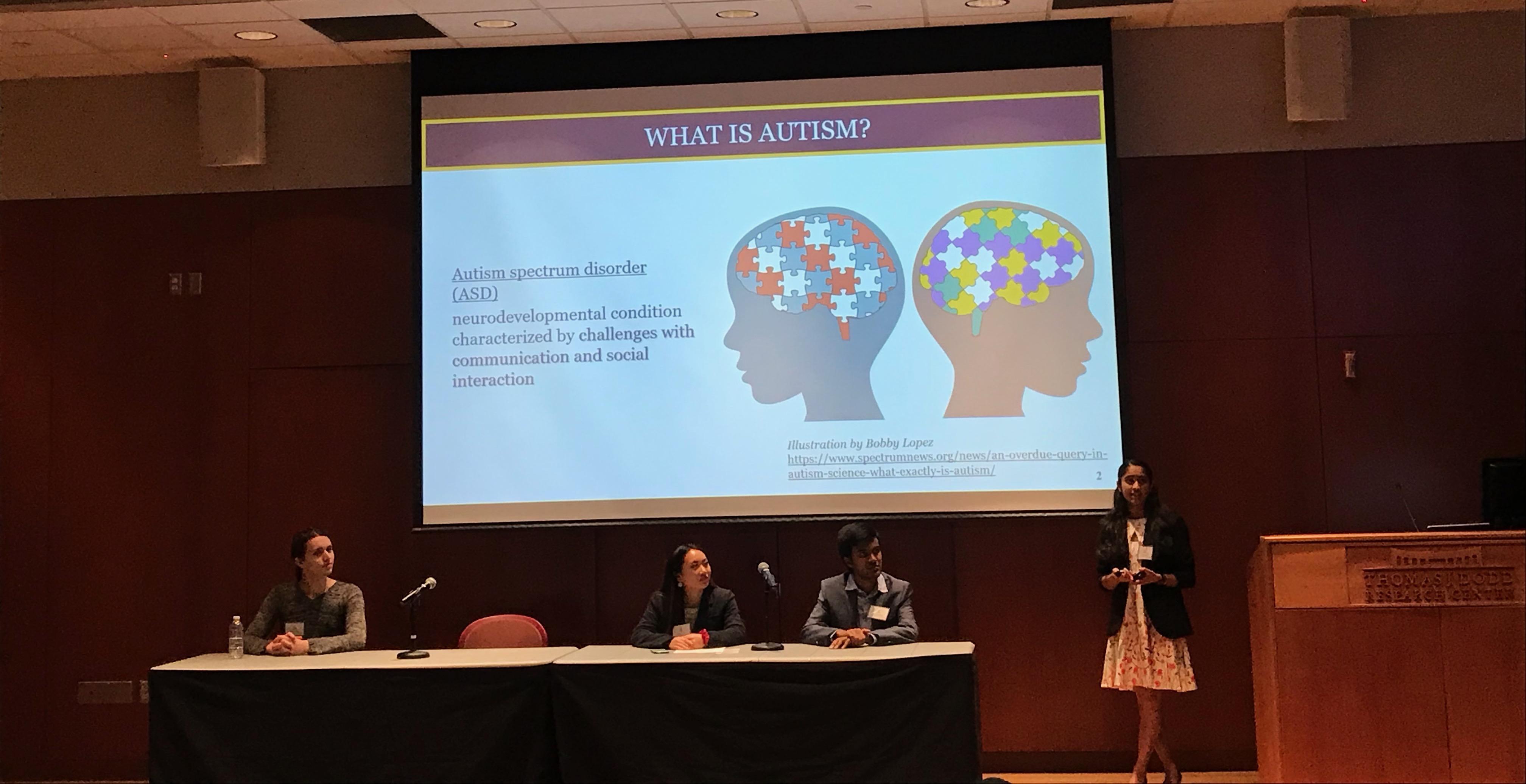 Aditi Sirsikar Holster Scholar Presentation